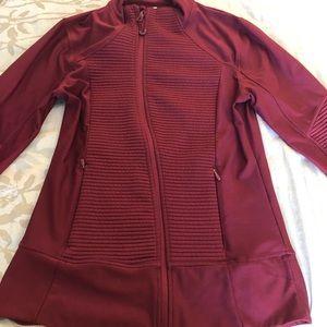 Mondetta jacket - maroon